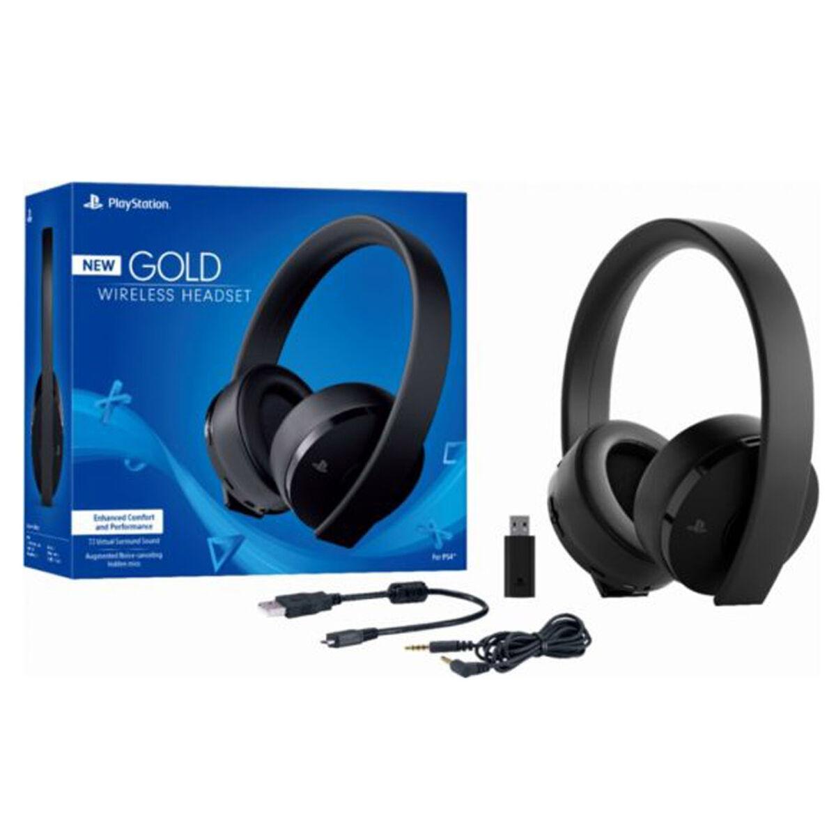 Audífonos Sony Gold Wireless Headset