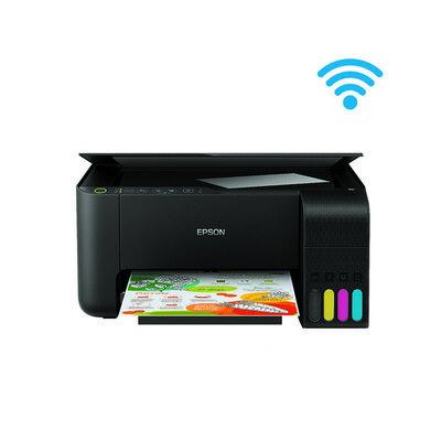 Impresora Multifuncional EPSON L3150 Inyección térmica de tinta