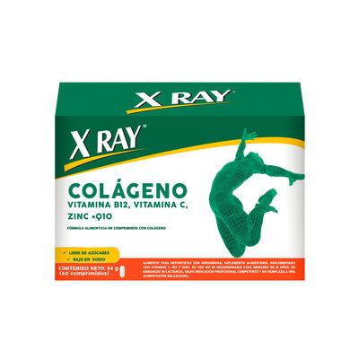 X Ray Colágeno Comprimidos x 60