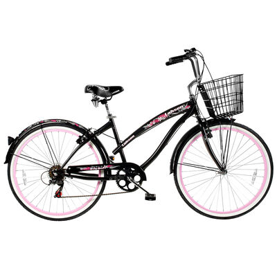 Bicicleta Aro 26 Lahsen BO92603 Spring Spirit