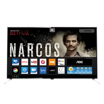 "LED 65"" AOC LE65U7970 Smart TV Ultra HD"