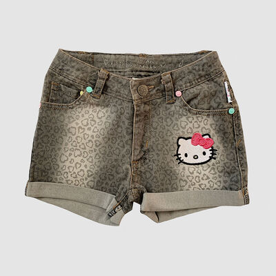Short Niña Hello Kitty