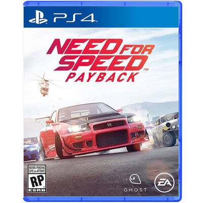 Juego Playstation 4 Need For Speed Payback