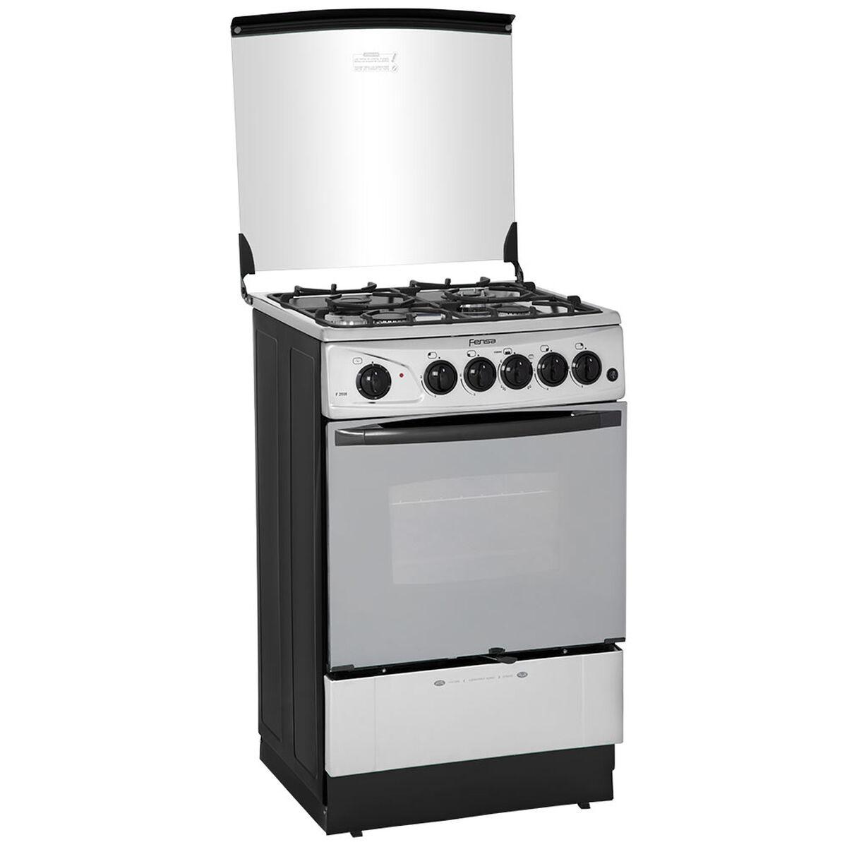 Cocina a Gas Fensa F 2808 4 Quemadores