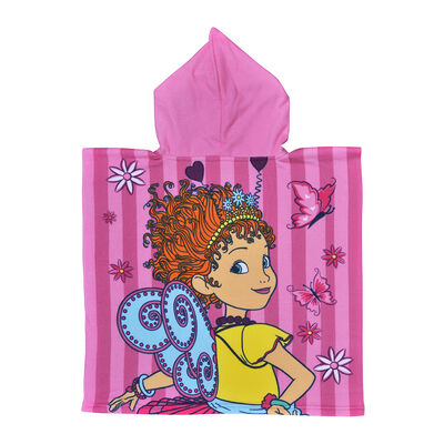 Toalla de Playa Capucha Microfibra Disney-Fancy Nancy Beautiful 60X120 Cm