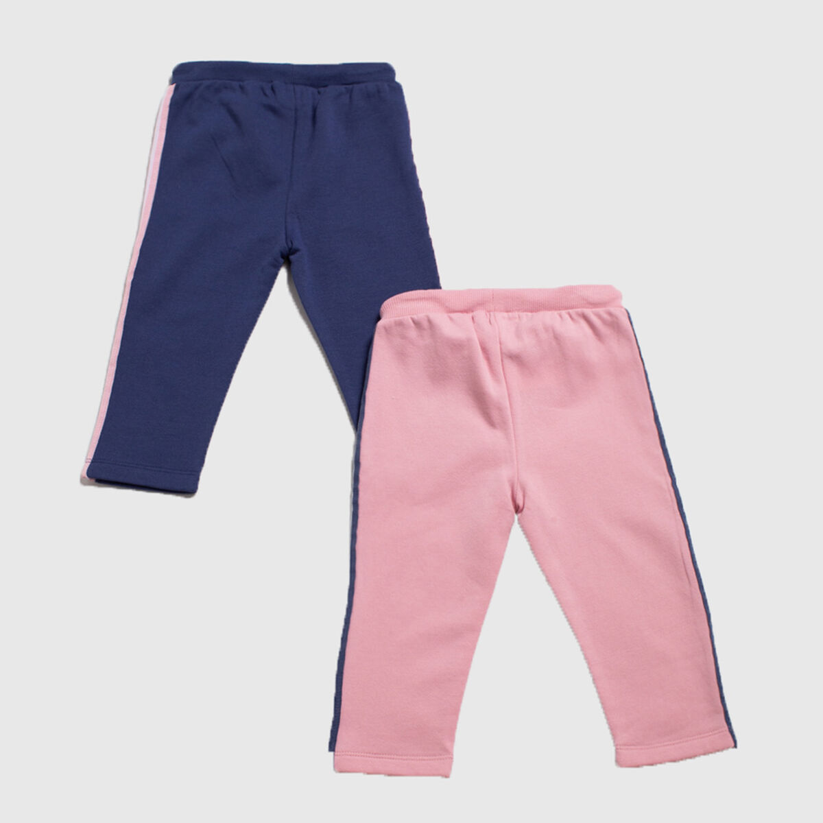 Pack Pantalones de Buzo Niña Chess Baby