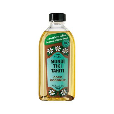 Aceite Hidratante Coco Monoi Tiki Tahiti 120 ml