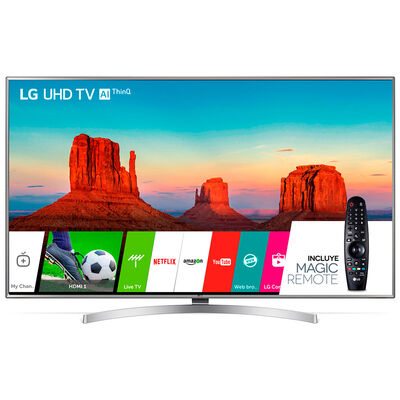 "LED 50"" LG 50UK6550 Smart TV Ultra HD"
