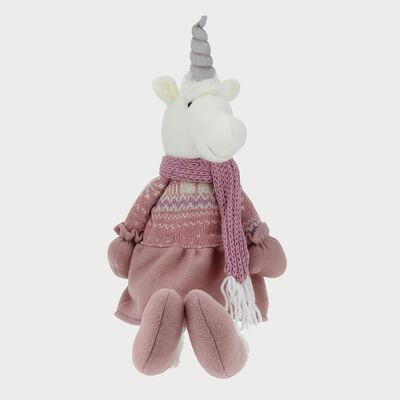 Figura Unicornio Mora 50 Cm