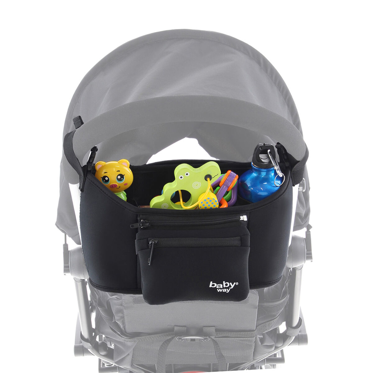Bolso Maternal Baby Way BW BAG26B