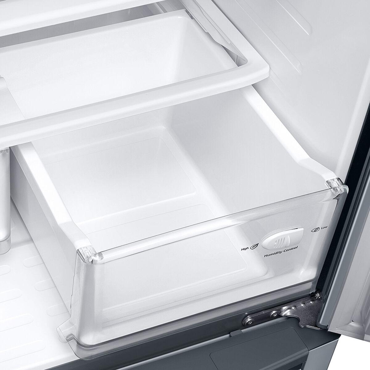 Refrigerador No Frost Samsung RF62HESL/ZS 441 lts.