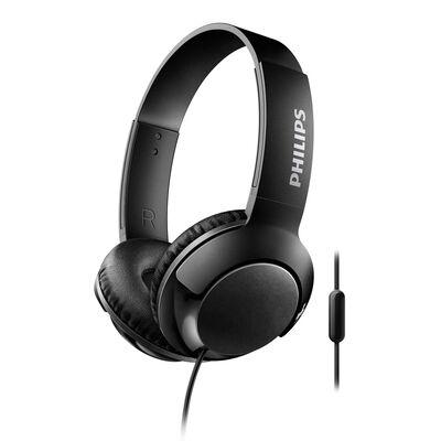 Audífonos Over Ear Philips SHL3075BK BASS+ Negros