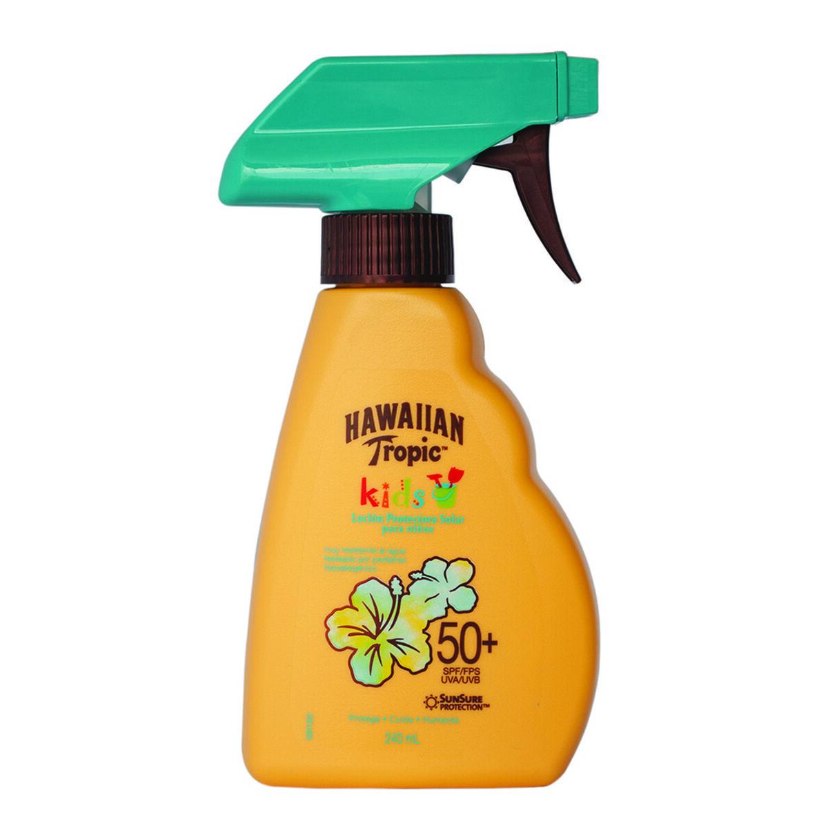Protector Solar HT Kids Trigger FPS 50+ 240 ml