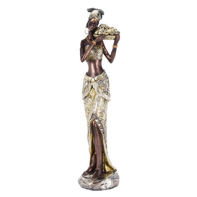 Figura Africana 30.5 Cms
