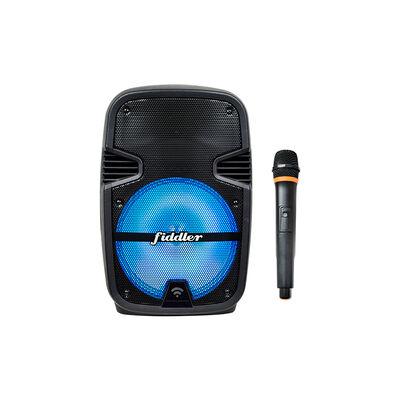 Parlante Karaoke Fiddler FD-PKBT12 Azul