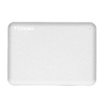 Disco Duro Externo Toshiba Canvio Advance V10 1TB Blanco