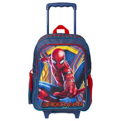 Mochila con Ruedas Escolar Spiderman