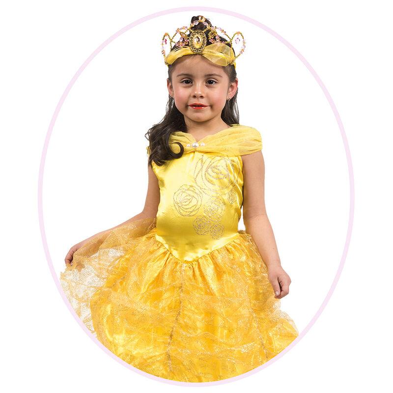 Disfraz Princesa Disney Bella Deluxe