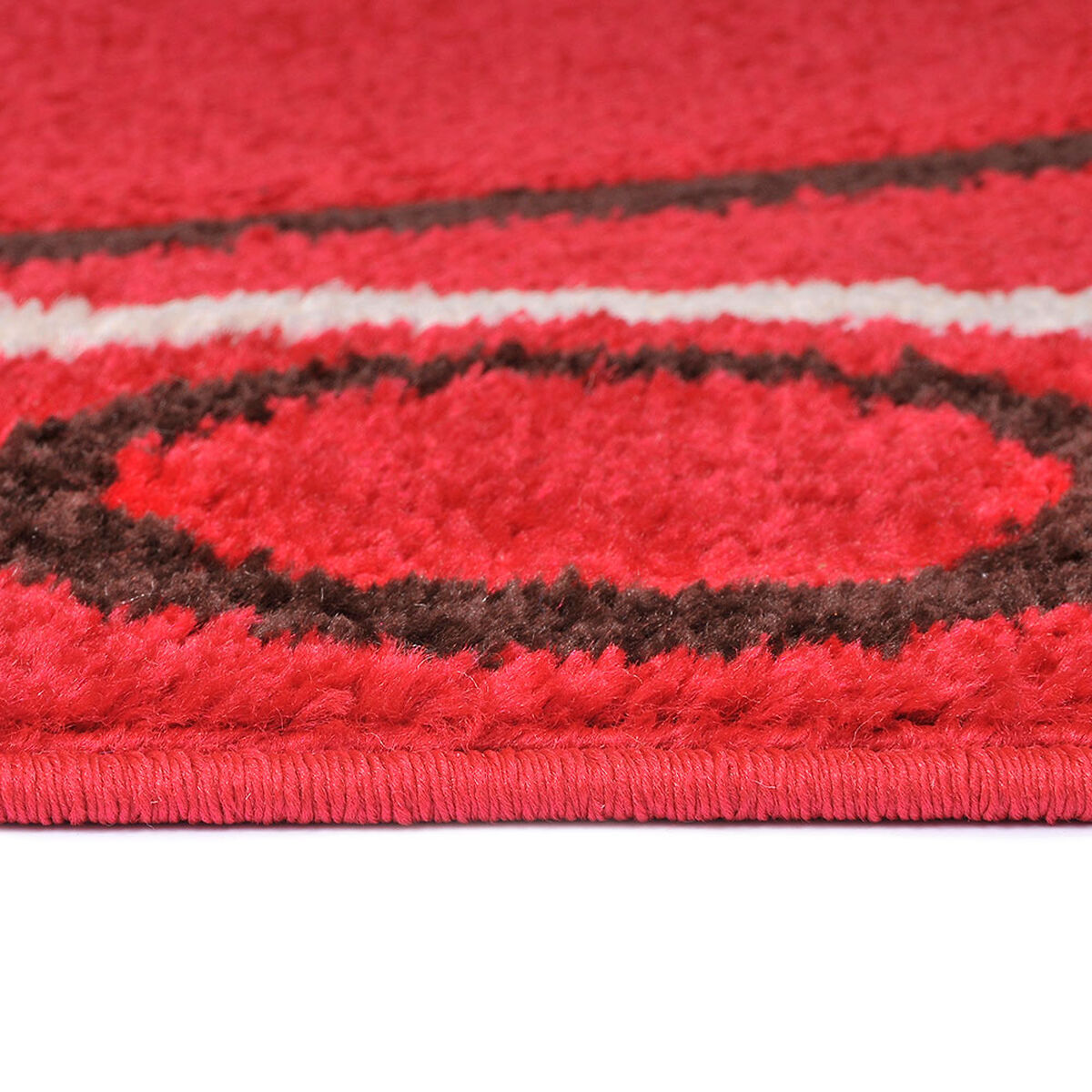Alfombra Frisee Magritt 150x200 Arms Red