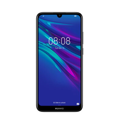 """Celular Huawei Y6 2019 Negro 6,0"""" Entel"""