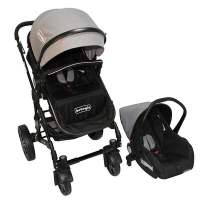 Coche Travel System Orleans RS-13650-4 Gris
