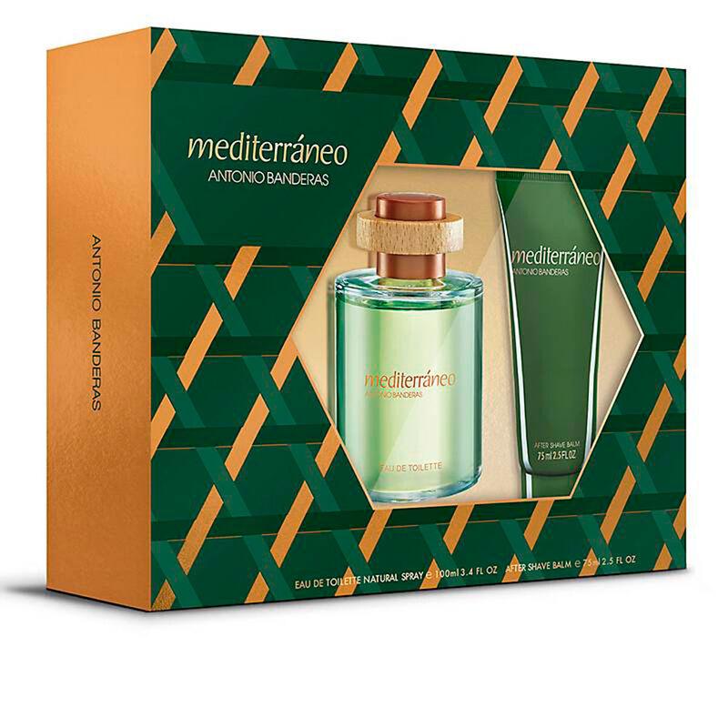 Estuche Mediterraneo EDT 100Ml + Aftershave 75Ml