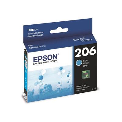 Tinta Cartridge EPSON T206220-AL Cyan