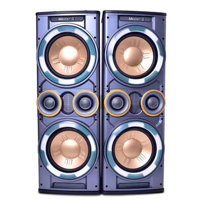 Parlante Karaoke Master-G Ultra Pro II E08ILG60