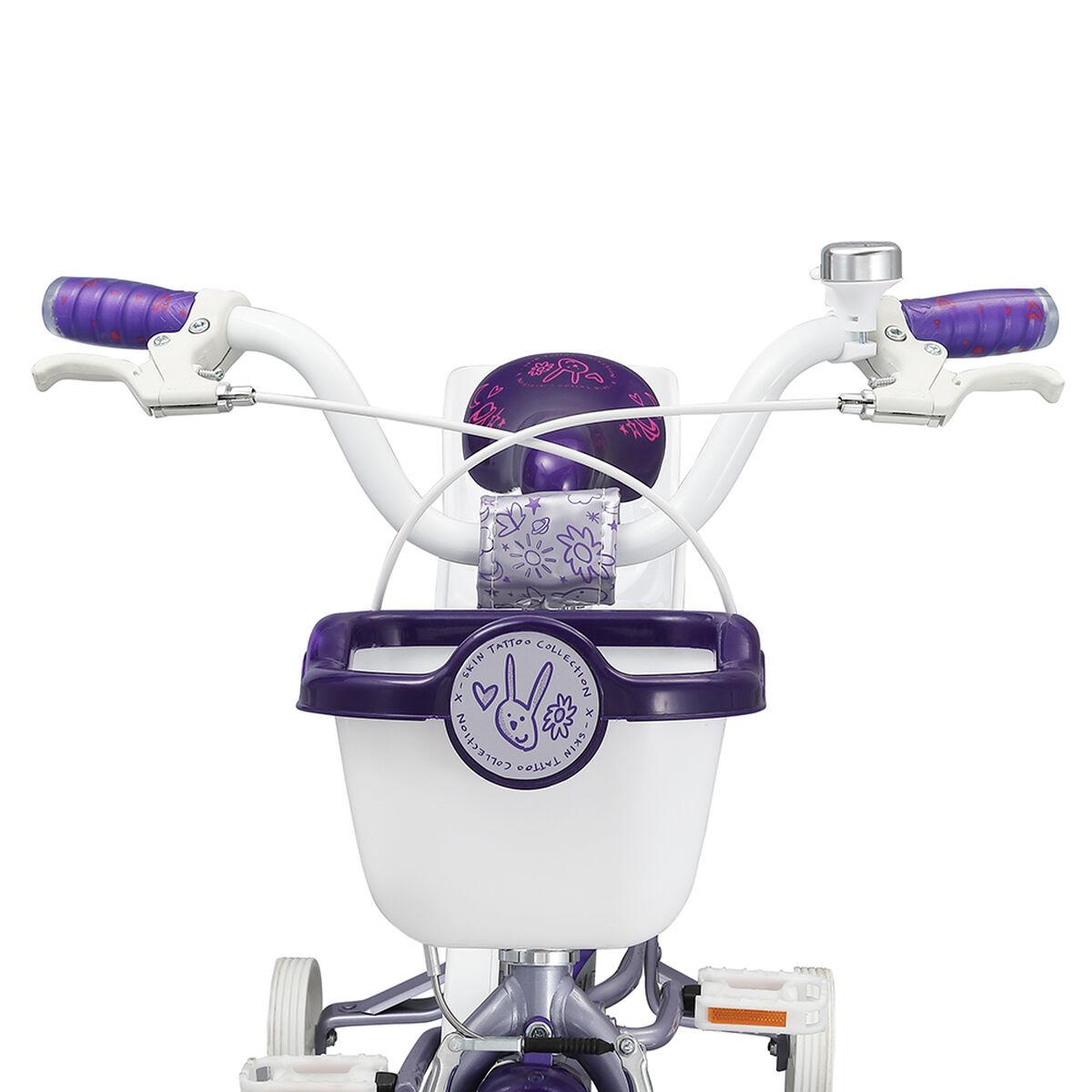 Bicicleta Infantil Oxford Beauty 12 Aro 12