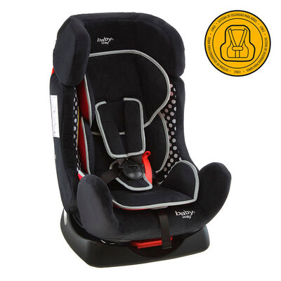 Silla de Auto Butaca Baby Way Reclinable BW-742