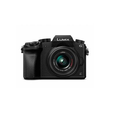 Cámara Digital Semi Profesional Panasonic Lumix DMC-G7