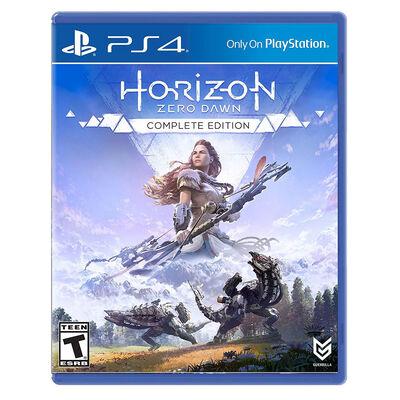 Juego Playstation 4 Horizon Zero Dawn: Complete Edition