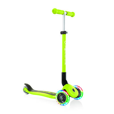 Scooter Foldable Verde Globber