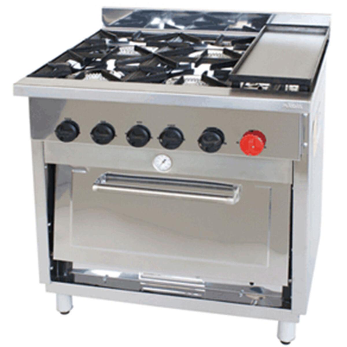 Cocina Industrial Maigas 6EA50