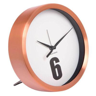Reloj Cobre De Pared