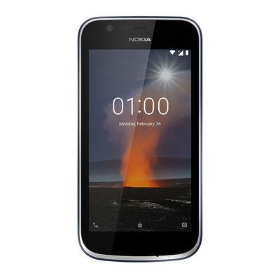 """Celular Nokia 1 WOM 4,5"""" Negro"""