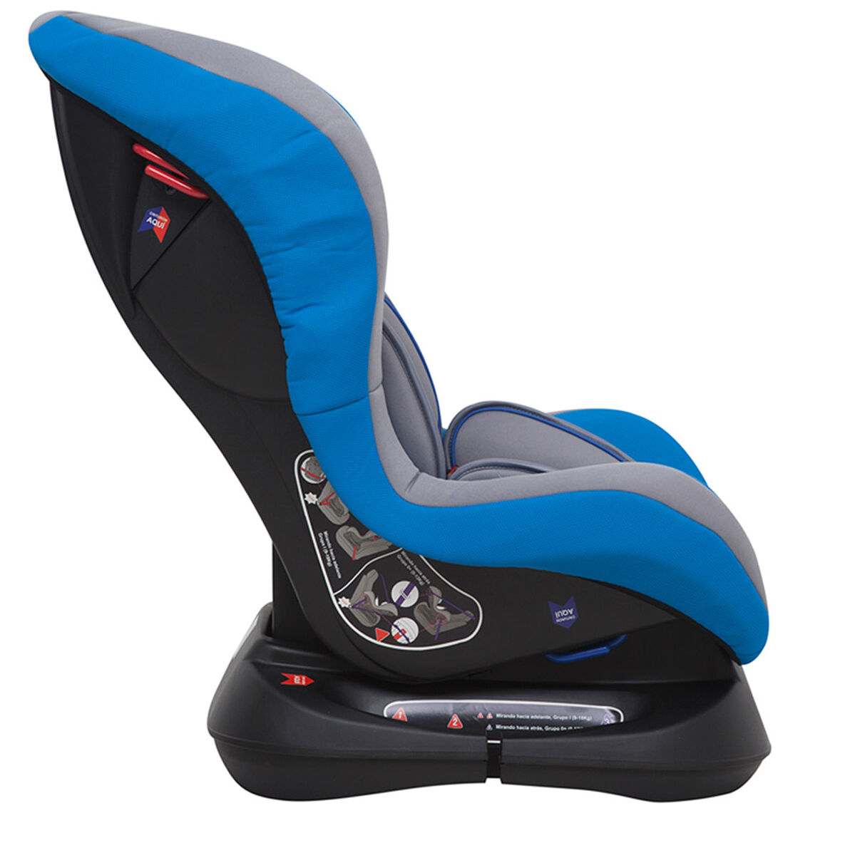 Silla para Auto Baby Way BW 737