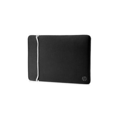 """Funda HP para Notebook 15.6"""" Negra Plateada Reversible"""