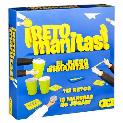 Mattel Reto Manitas Juegos de Mesa