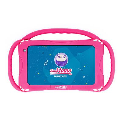 "Tablet SoyMomo Control Parental Lite Quad Core 2GB 16GB 7"" Rosado"