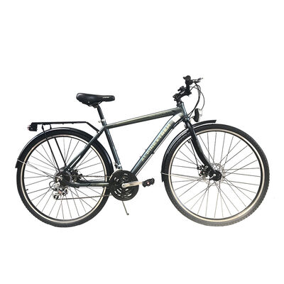 Bicicleta Alpinextrem City bike Freelance 28 Verde