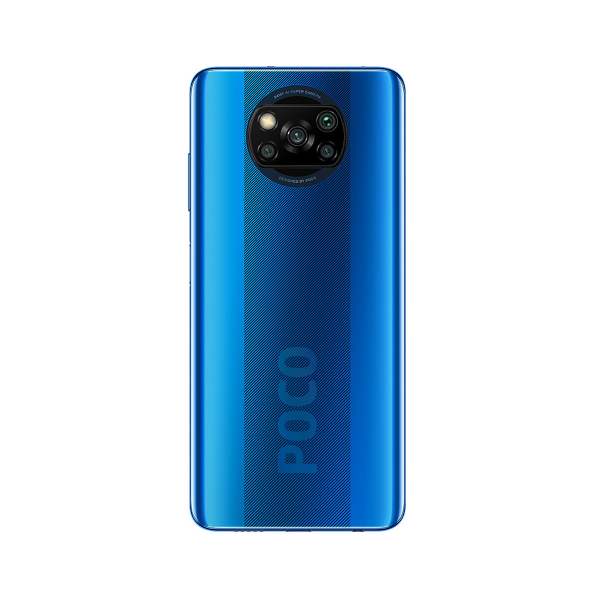 """Celular Xiaomi Poco X3 64GB 6,67"""" Cobalt Blue Liberado"""