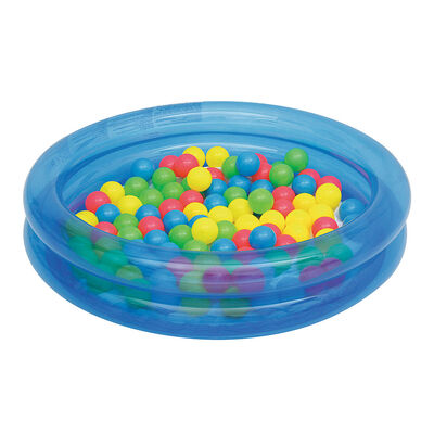 Piscina pelotas para niños