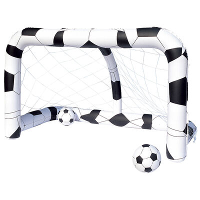 Arco de Fútbol Inflable Gamepower