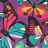 Toalla de Playa Velour Butterfly 75 x 150 cm