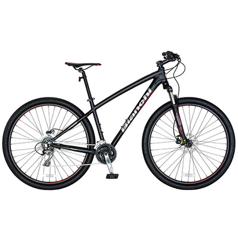 Bicicleta Bianchi Hombre Peregrine Aro 29