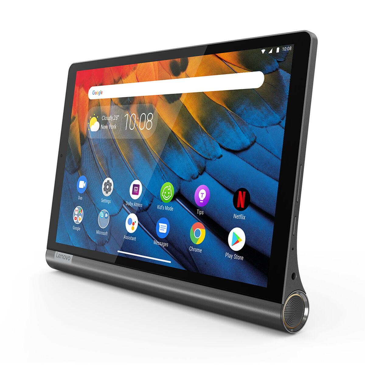 "Tablet Lenovo Yoga Smart Tab Octa Core 4GB 64GB 10.1"" Gris"