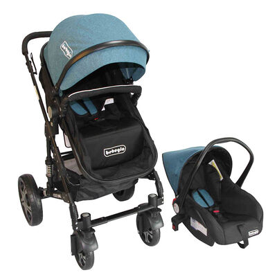 Coche Travel System Orleans RS-13650-6 Turquesa