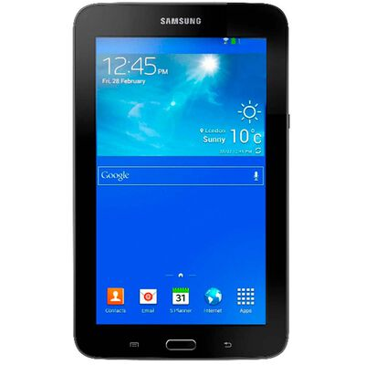 "Tablet Samsung Galaxy Tab E 7"" 8GB WiFi"