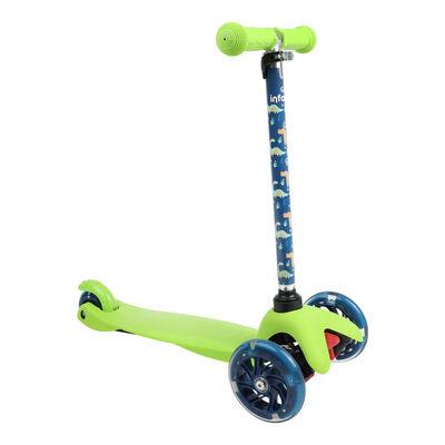 Scooter 3 Ruedas Verde Infanti